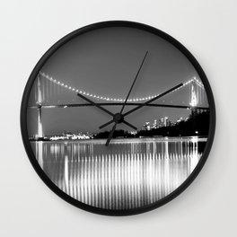 Lions Gate Wall Clock
