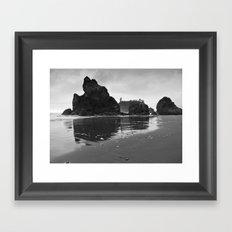 La Push Framed Art Print