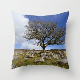 Wistman's Wood Throw Pillow