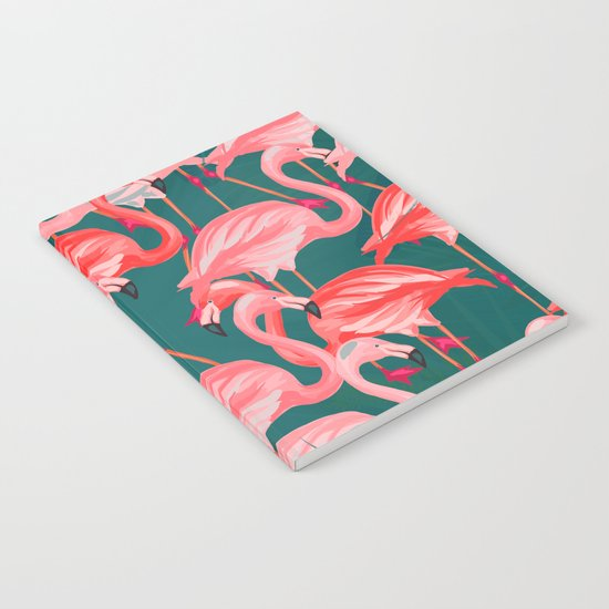 flamingo tropical Notebook