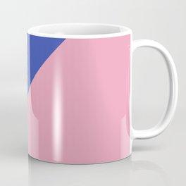 Reflex Blue & Pink - oblique Coffee Mug
