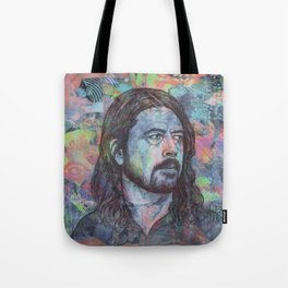 THE COLOURS AND THE SHAPES Tote Bag
