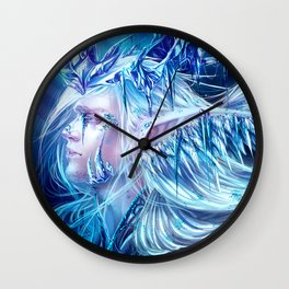 Millenium of Solitude Wall Clock