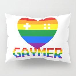 GAYmer at Heart Pillow Sham