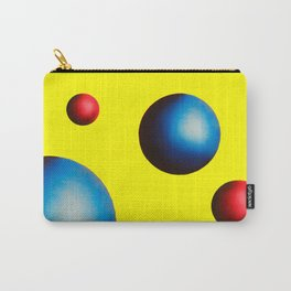 One Perfect Sunrise in Yellow Carry-All Pouch