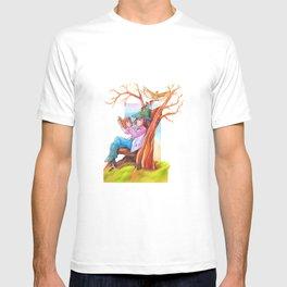 The beginning of an adventure T-shirt