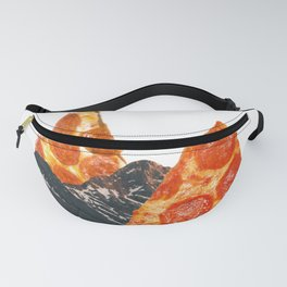 Pizza mountains Fanny Pack