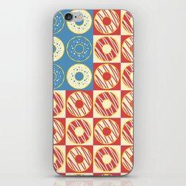 United Donuts of America iPhone Skin