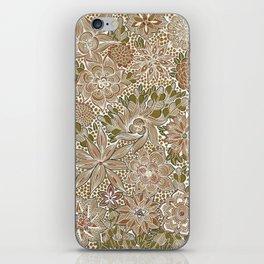 The Golden Mat iPhone Skin