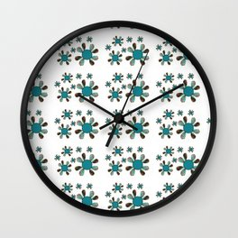 Kids Draw the Darndest Things Wall Clock