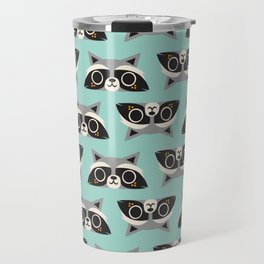 Trash Panda / Raccoon / Cute Animal Travel Mug