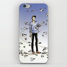 Paper Dart iPhone & iPod Skin