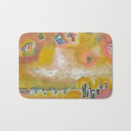 Sunny Disposition Bath Mat