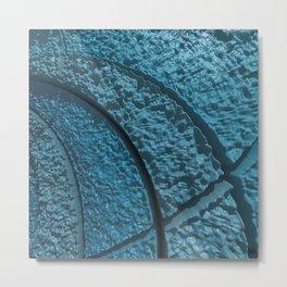 Waves/ Metal Print