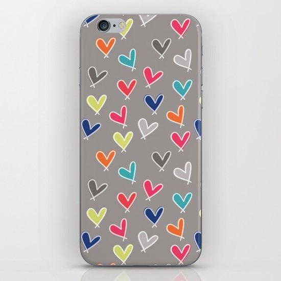 Blow Me One Last Kiss iPhone & iPod Skin