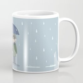 Pacific Rim - Rainy Day Coffee Mug