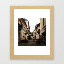 Baden Baden Framed Art Print