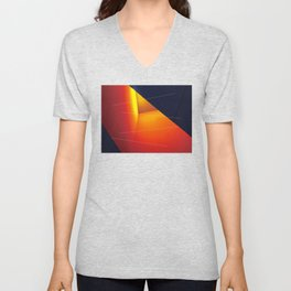 wall+space Unisex V-Neck