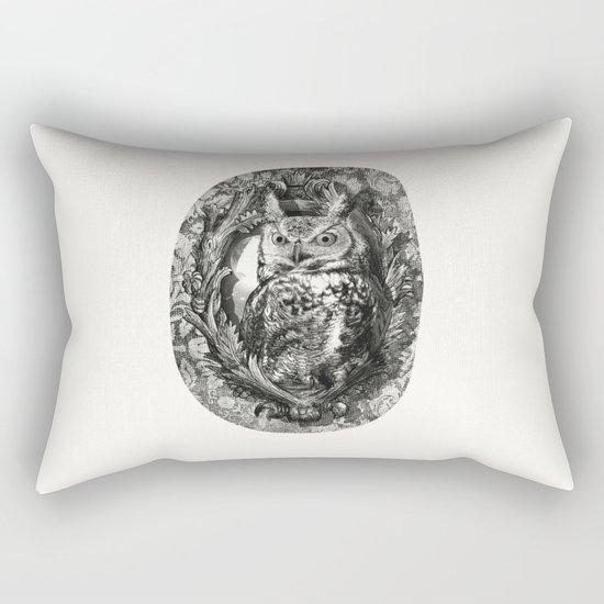 Nightwatch - by Eric Fan and Garima Dhawan  Rectangular Pillow