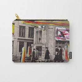 Crossing paths. Carry-All Pouch