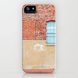 Pretty Prison iPhone Case