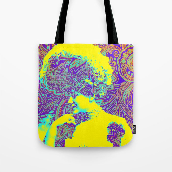 Kamaitachi Tote Bag