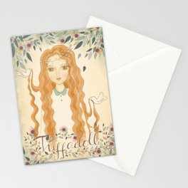 Queen Jodha Stationery Cards