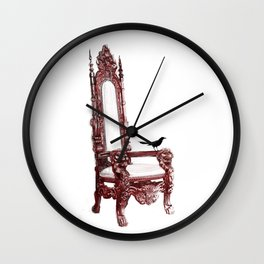 Your Royal Highness Wall Clock