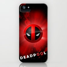 Deadpool iPhone (5, 5s) Slim Case