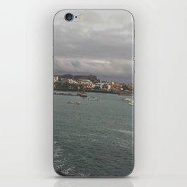 Isla San Cristobal iPhone Skin