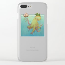 Oct'island Clear iPhone Case