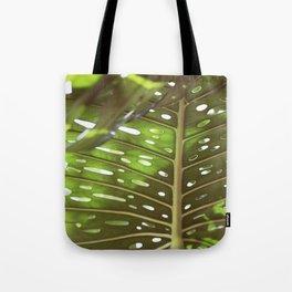 Tropic Light Tote Bag
