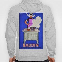 Vintage poster - Baudin Hoody