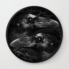 The Messengers Wall Clock