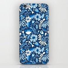 Annabelle - Blues iPhone Skin