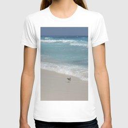 Carribean sea 8 T-shirt