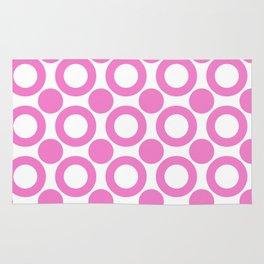 Dot 2 Pink Rug