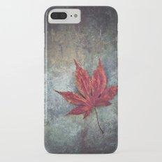 Maple leaf iPhone 7 Plus Slim Case