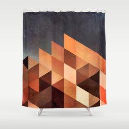 dyymd ryyyt Shower Curtain