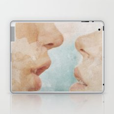 Blue is the warmest colour - chapter one - hand-painted movie poster - Laptop & iPad Skin