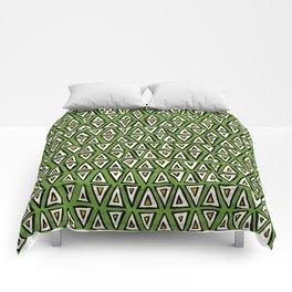 shakal green Comforters