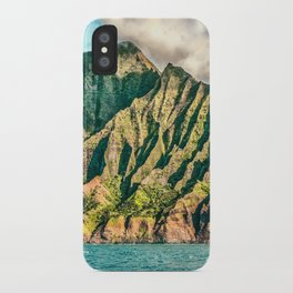 2016 Na' Pali Coast, Kauai, Hawaii iPhone Case