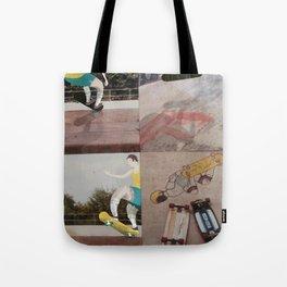 Retro Skater dude Tote Bag