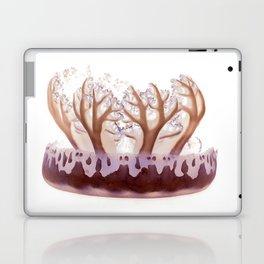 upside down jelly fish Laptop & iPad Skin