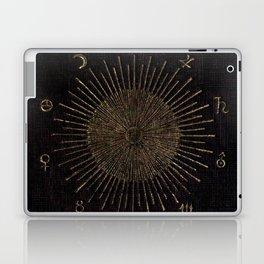 Astronomy Symbols Laptop & iPad Skin