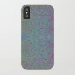 ELECTRO 3 iPhone Case