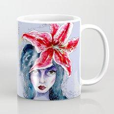 Nevertheless, she persisted I Feminist artwork Mug