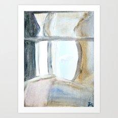 partial view Art Print