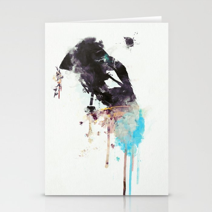 The Lion's Roar Stationery Cards