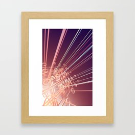 XPLD Framed Art Print